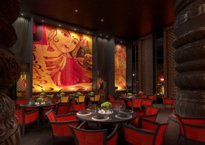 j w marriott marquis int-indian restaurant (c)emirates airline